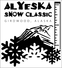 Alyeska Snow Classic Black and White